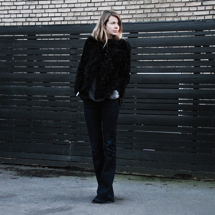 Lotte Skovgaard Nielsen Citizen of Humanity Fall Winter Spring Summer FWSS Celine Uniqlo Outfit 2