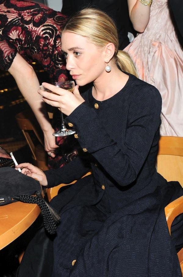 Olsens-Anonymous-Blog-Behind-The-Scenes-Ashley-Olsen-2014-Met-Gala-Smoking-Vintage-Chanel-Dress