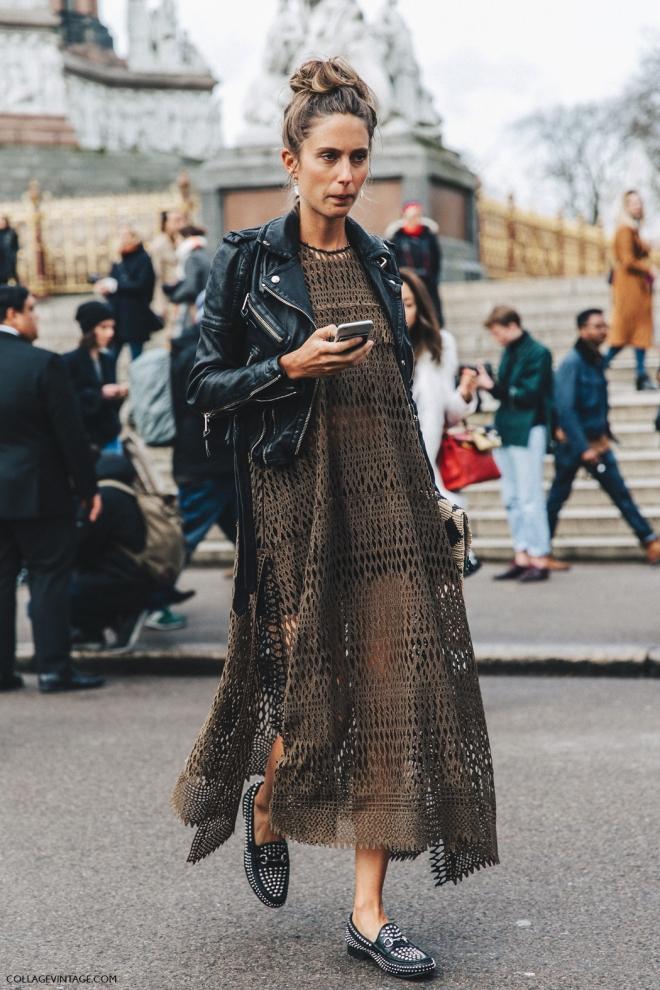 LFW-London_Fashion_Week_Fall_16-Street_Style-Collage_Vintage-Khaki_Dress-Biker-Studded-loafers-1-1.jpg