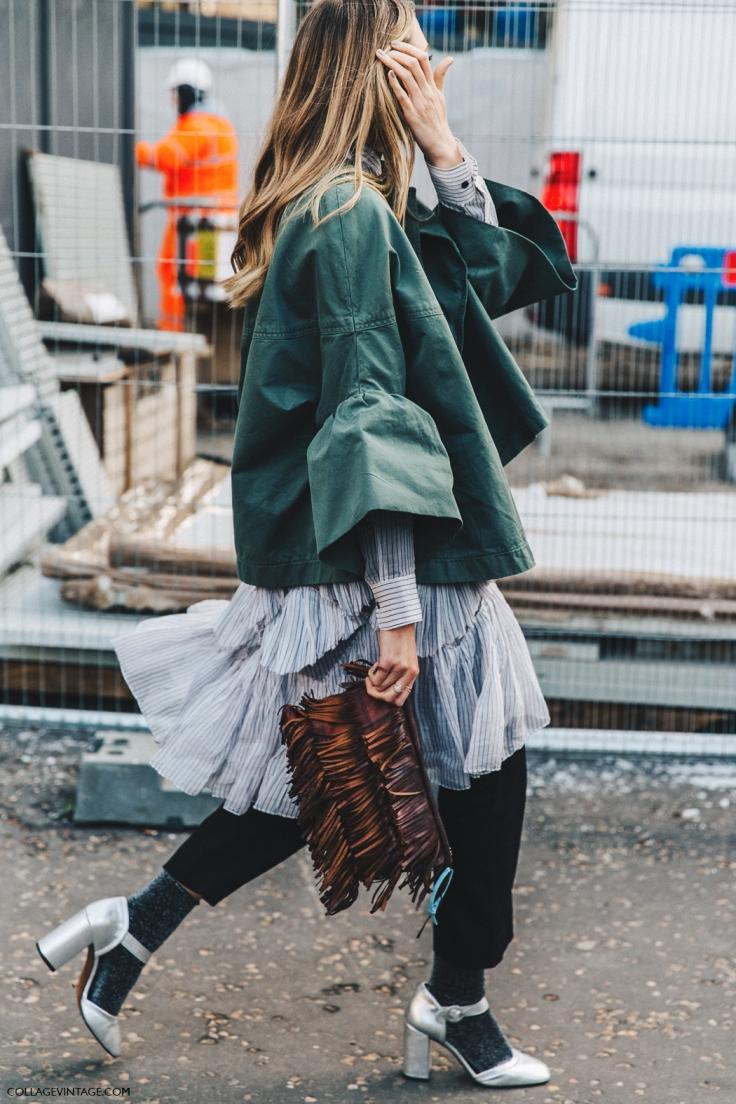 LFW-London_Fashion_Week_Fall_16-Street_Style-Collage_Vintage-Ruffled_Outfit-Silver_Shoes-Mettalic-Glitter_Socks-.jpg