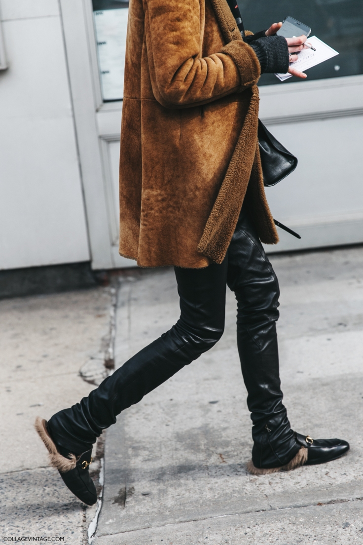 NYFW-New_York_Fashion_Week-Fall_Winter-17-Street_Style-Suede_Coat-Letather_Trousers-Gucci_Loafers.jpg