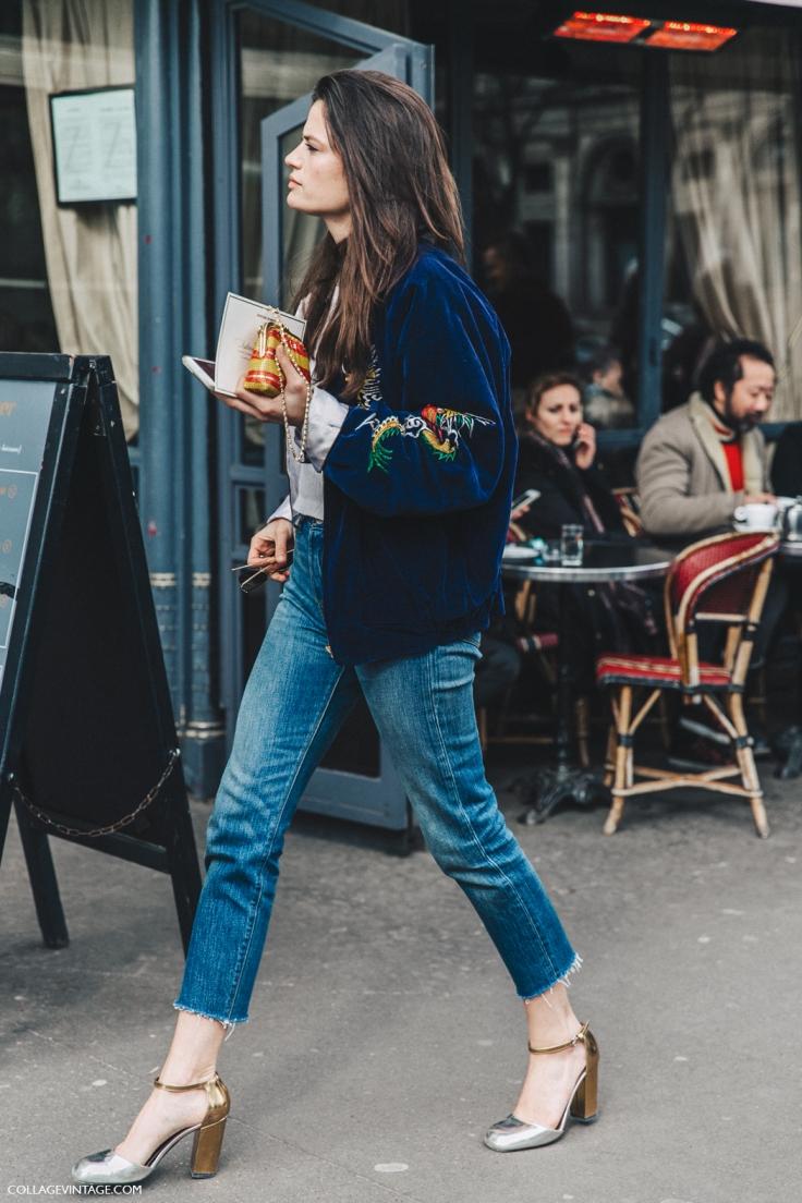 PFW-Paris_Fashion_Week_Fall_2016-Street_Style-Collage_Vintage-Alessandra-_Codinha-Velvet_Bomber-1.jpg
