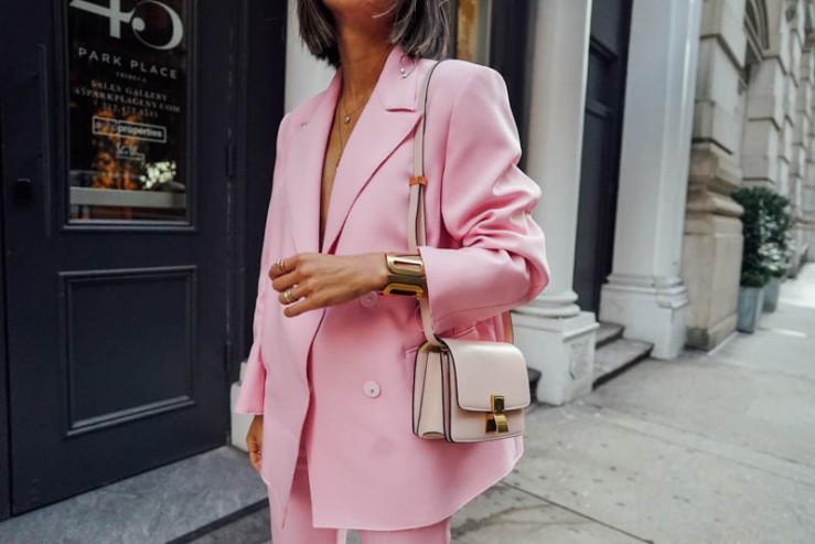 Aimee_song_of_style_MSGM_pink_blazer_nike_cortez_celine_bag.jpg